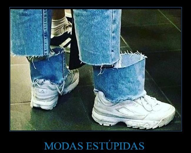 La Moda No Incomoda Memes Que Explican El Fenomeno De Los Jeans Rotos Guioteca