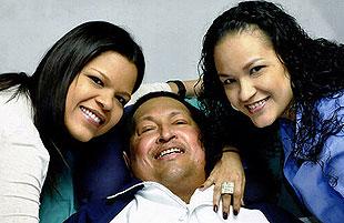 Primeras Fotos Hugo Chávez