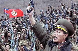Guerra Corea del Norte