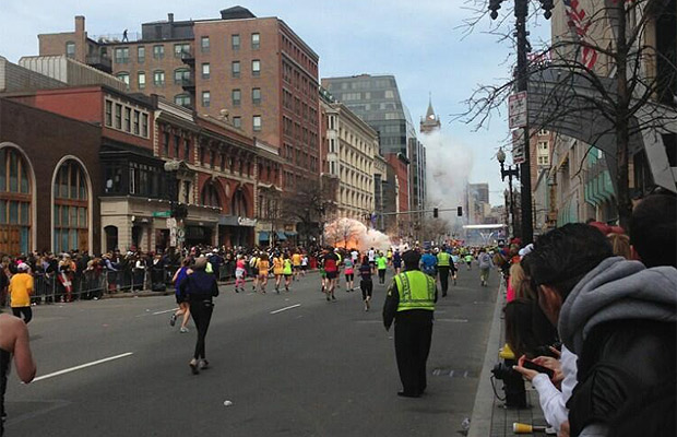 Explosiones en Maratón de Boston