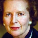Murió Margaret Thatcher: La Dama de Hierro y su vínculo con Chile durante la guerra de Malvinas