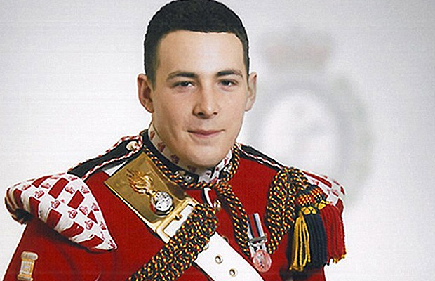 Lee Rigby, el soldado decapitado en Londres