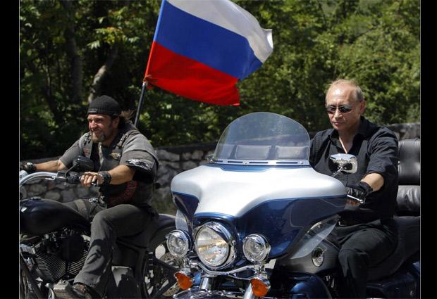 Cómo Vladimir Putin gambeteo a la OTAN