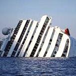 Costa Concordia: Crucero enderezado en un minuto en sorprendente video