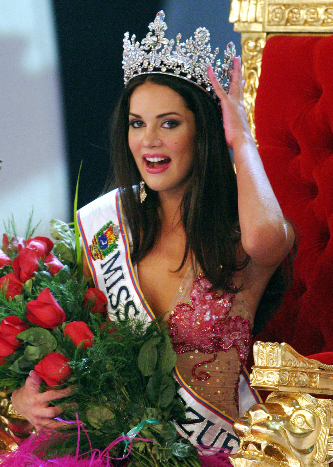 Mónica Spear Miss Venezuela