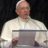El feo garabato involuntario del Papa Francisco que se volvió viral