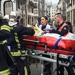 Atentado terrorista en París deja 12 muertos: Imágenes del cruento ataque a revista francesa
