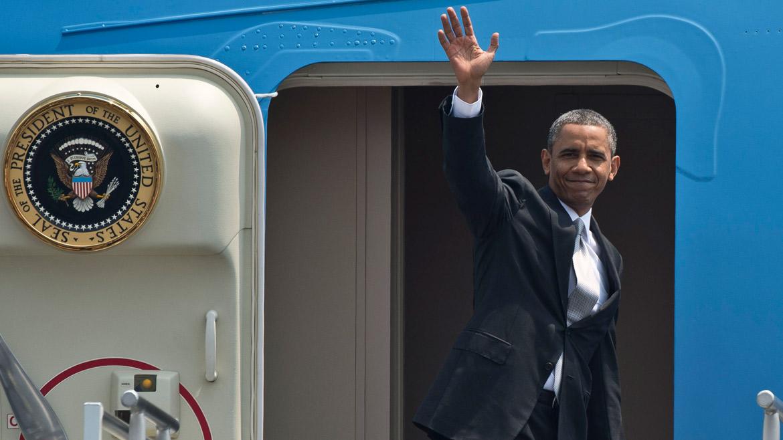 El segundo lugar del ranking de Business Insider es de Barack Obama, con un sueldo de 400 mil dólares al año.