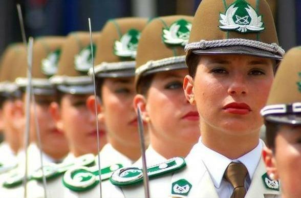 Mujeres Policas Fotos Del Poder Femenino En Las Calles -5968