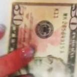 Alerta de fraude: Video muestra cómo billetes de 10 dólares son convertidos en 50 dólares