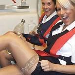 Azafata que prestaba servicios sexuales en vuelo aseguró que llegó a reunir US $ 1 millón