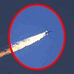 Avión ruso es derribado por Turquía: Impactantes imágenes de la nave en llamas