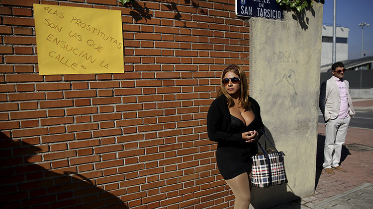 perfil de las prostitutas sinonimo de prostituta
