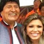 Escándalo sexual de Evo Morales: Detalles de su relación con mujer casi 30 años menor