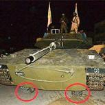 """Grupo terrorista Hamas sufre gran bochorno en redes sociales al jactarse de tanque """"nuevo"""""""