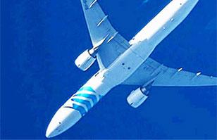 Avión de EgyptAir se estrella en el mar Mediterráneo: Pesar en internet