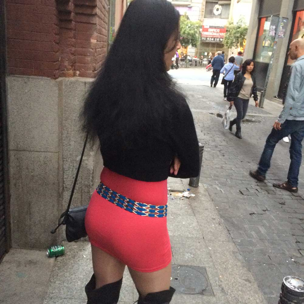 numero de prostitutas en españa prostitutas en montera