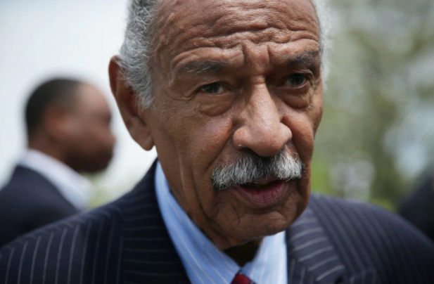 John Conyers Jr. de Michigan renunció a su cargo. Foto: The Wasington Post.