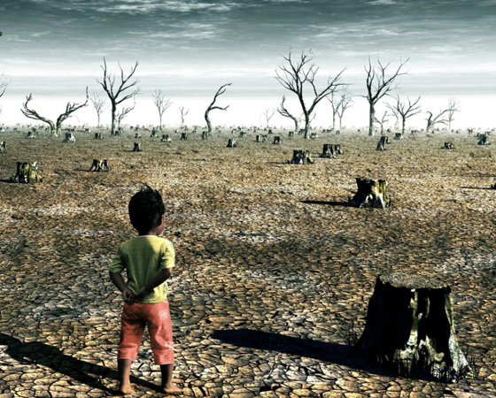 Las zonas pobres serán inviables para vivir.