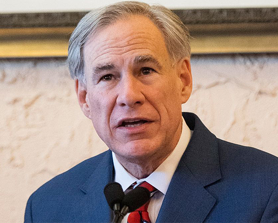 El republicano Greg Abbott causó con las polémicas implementadas en Texas.