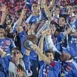 La U Campeón 2011: Lo dio vuelta goleando 4-1 a Católica