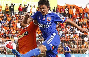 Final la U vs Cobreloa