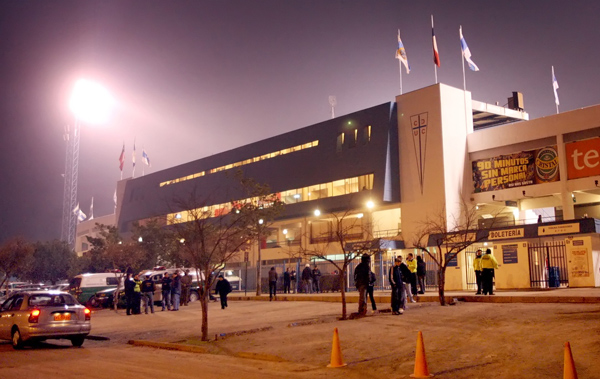 Estadio UC