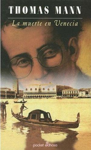 Libros de Thomas Mann que ocurre en Venecia
