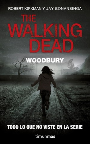 The Walking Dead Woodbury