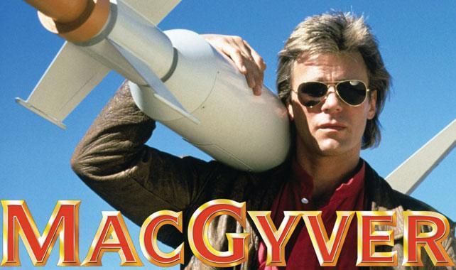 'MacGyver' se metió en el diccionario Oxford como un verbo