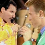 """Under pressure"", la famosa canción que Freddie Mercury y David Bowie interpretaron a capella"