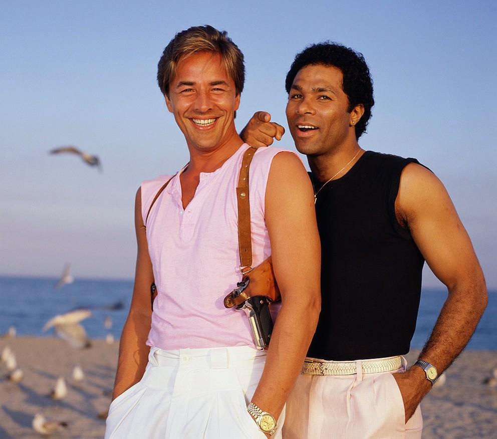 Resultado de imagen para Ricardo Tubbs & Sonny Crockett