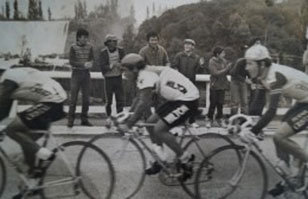 """Carlos """"Pájaro"""" Correa: El histórico """"peón"""" del ciclismo nacional"""