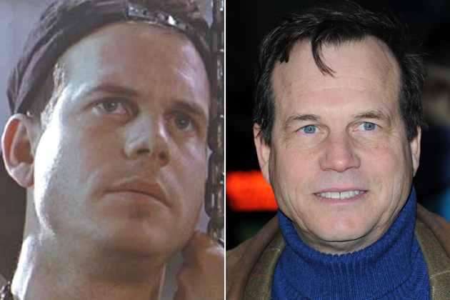 Bill Paxton Soldado Hudson-Then-Now1
