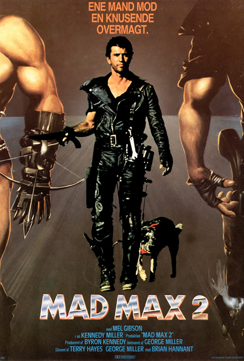 Poster mad-max-2
