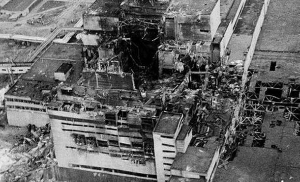 Chernobyl accidente nuclear