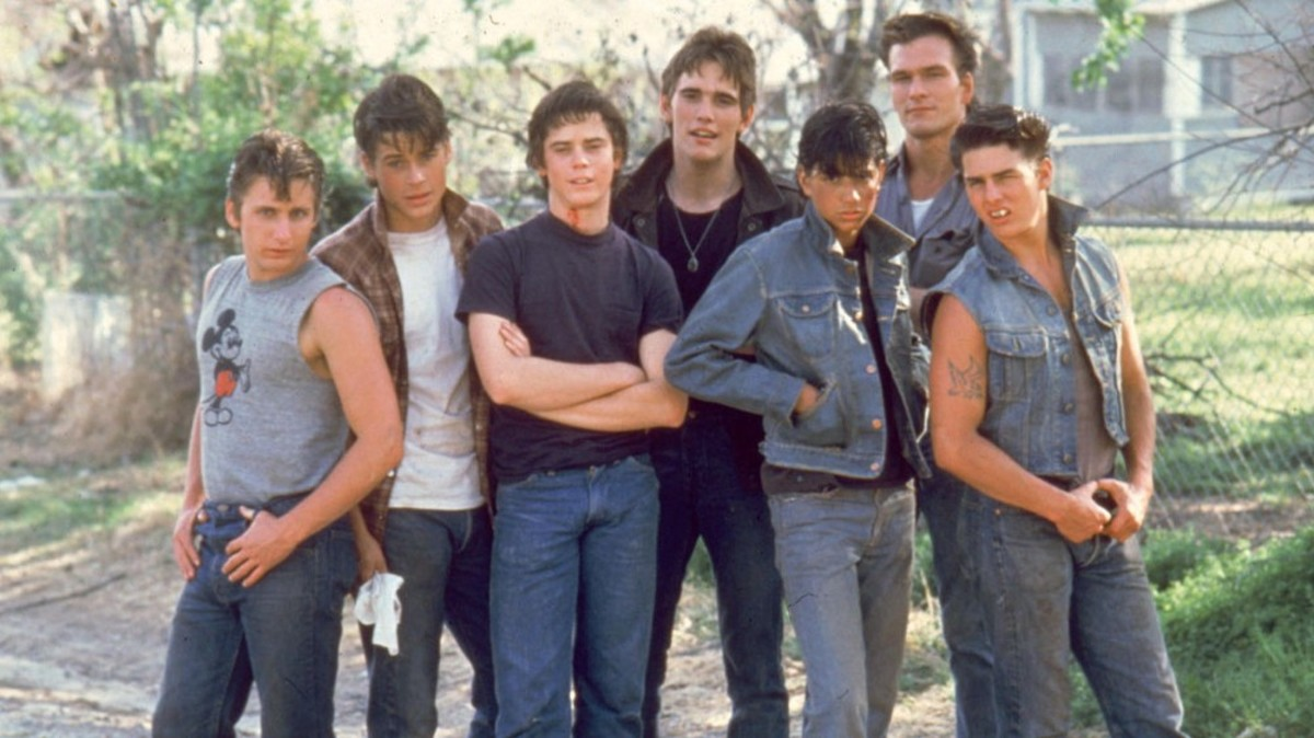 Outsiders elenco
