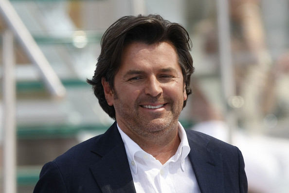 El vocalista de Modern Talking, Thomas Anders, en el año 2017.