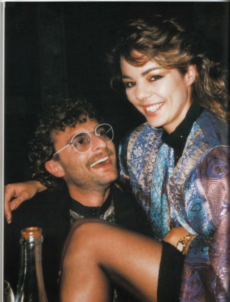 Sandra and Michael Cretu