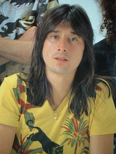 Steve Perry Journey