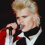 "¿Qué fue de Billy Idol, el rebelde punk ochentero que cantaba ""Eyes without a face""?"