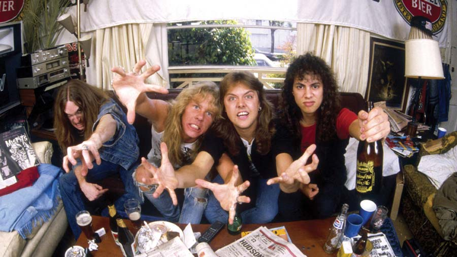 metallica-early-years-80s
