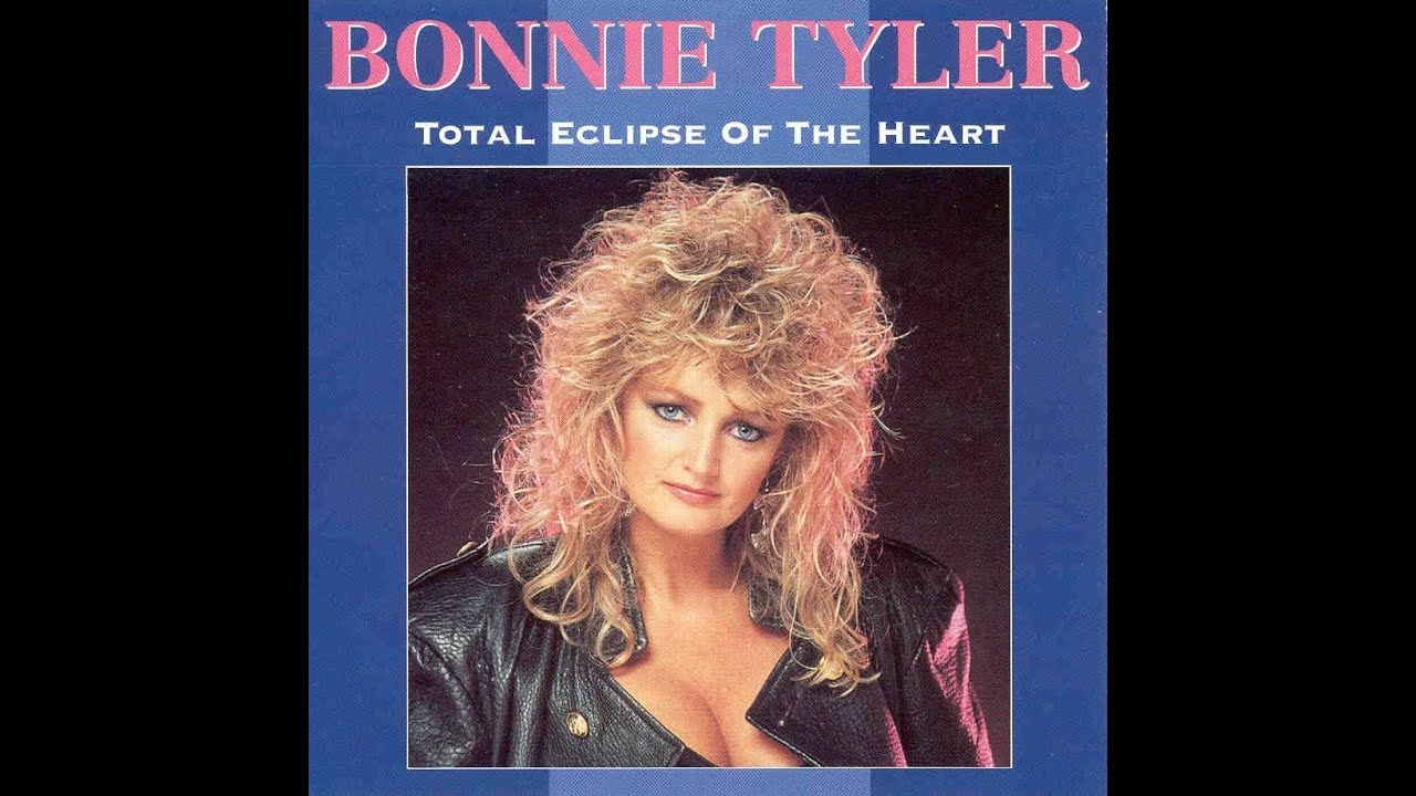 Bonnie total eclipse of the heart