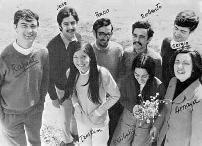 Amaya mocedades1969-2