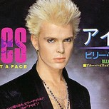 "La historia de la obra maestra de Billy Idol: Su canción ""Eyes without a face"""