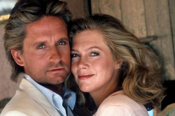 KT 1_Michael-Douglas-And-Kathleen-Turner-In-The-Jewel-Of-The-Nile