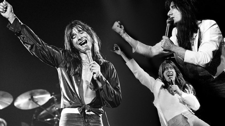 Journey Steve Perry