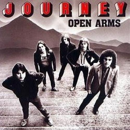 Journey open arms