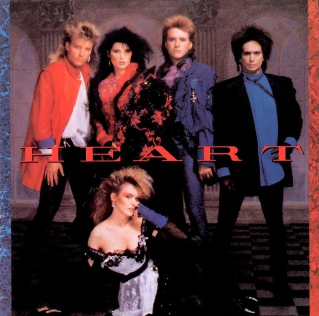 heart 80's 1