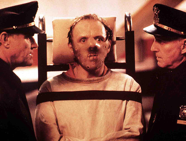 Film - The Silence Of The Lambs - Anthony Hopkins